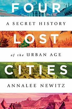 Image of Four Lost Cities, a book about archaeologists at work
