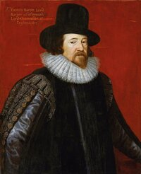 Image of Francis Bacon, one of the famous people in this review