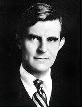 Image of Ambassador Gil Winant, who sustained the British-American alliance