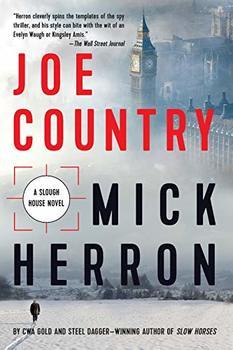 Joe Country is Mick Herron's latest spy thriller.