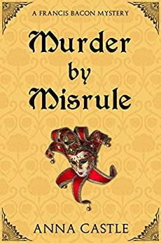 Cover image of Murder by Misrule