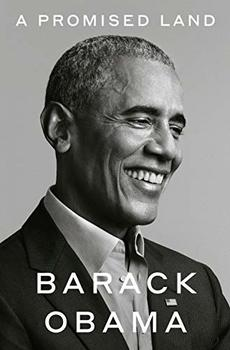 A Promised Land is the first volume of Barack Obama's memoir.
