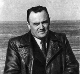 Image of Sergei Korolev, a major character in this alternate history of the space race