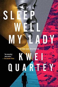 Sleep Well, My Lady is a Ghana murder mystery