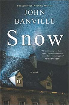 Snow seems to mark the beginning of a new detective series.