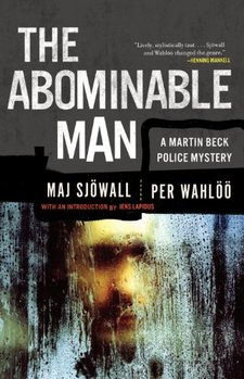 Image of The Abominable Man, the seventh novel in the first Nordic noir series