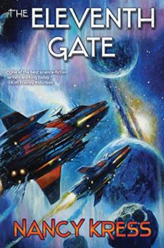 The Eleventh Gate is space opera.