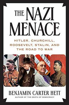Image of The Nazi Menace, a book that illuminates the runup to the war with Nazi Germany.