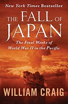 """Cover image of """"The Fall of Japan,"""" a book about Japan's unconditional surrender"""