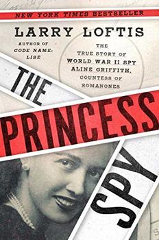"""Cover image of """"The Princess Spy,"""" a book about an OSS spy"""