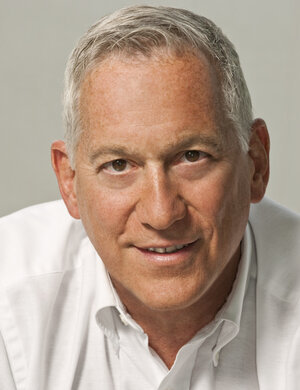 Image of Walter Isaacson, author of this book about CRISPR technology