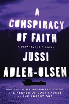Image of A Conspiracy of Faith, one of the top 20 detective novels reviewed