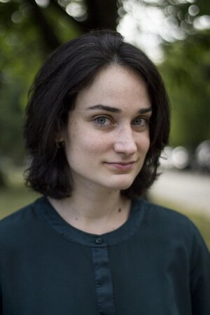 Image of Allison Epstein, author of this historical spy story