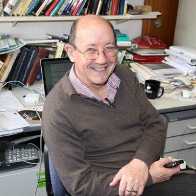 Image of David Christian, founder of a branch of history that helps us gain a global perspective.