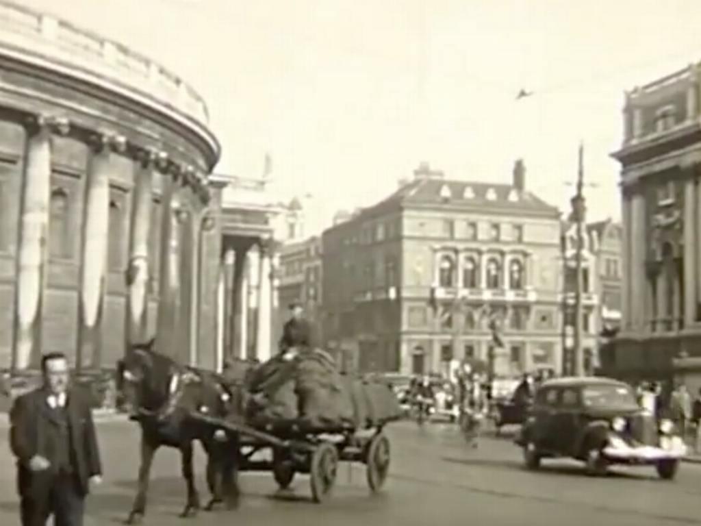 Dublin, the setting for the Quirke series of Dublin crime novels.