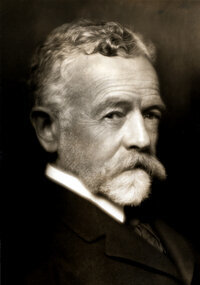 Image of Henry Cabot Lodge, progenitor of the racist movement against immigration