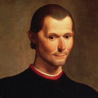 Image of Niccolo Machiavelli, one of the famous people in this review