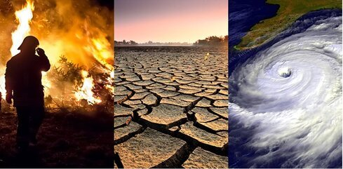 These consequences of the climate emergency are detailed in the good books about climate change in this post.