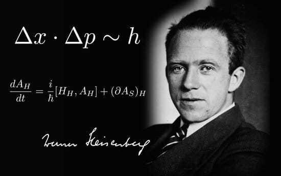 Image of Werner Heisenberg, a major figure in this biography of Moe Berg.