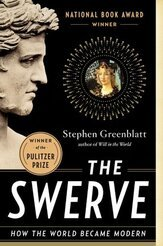 Image of The Swerve, one of the top nonfiction books about history