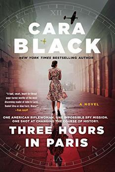 Image of Three Hours in Paris, an excellent World War II espionage thriller